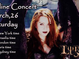 Lyria - Online Concert March 26