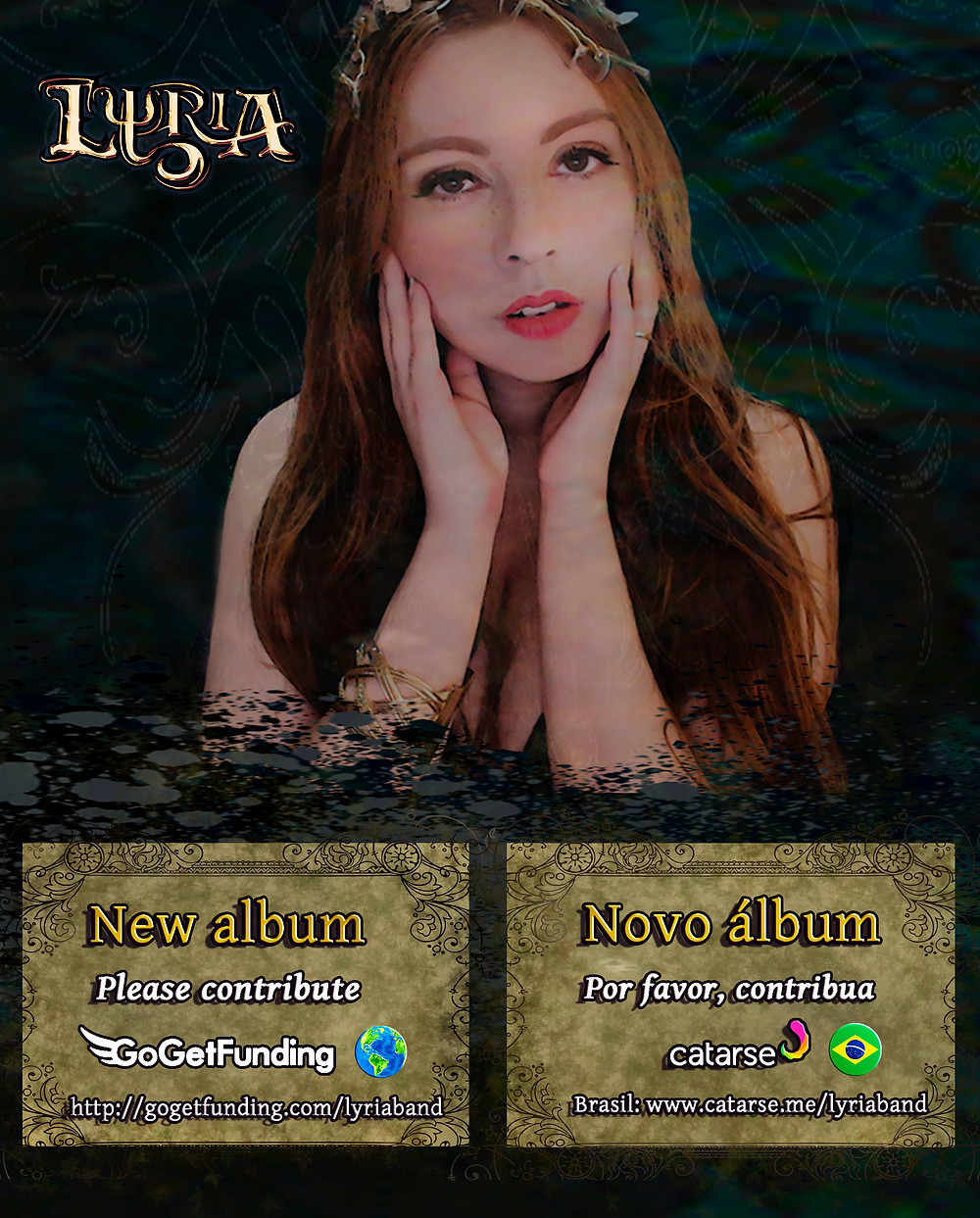 Lyria Immersion crowdfunding campaign