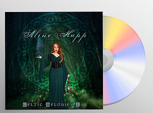 aline happ cd solo celtic symphonic metal folk
