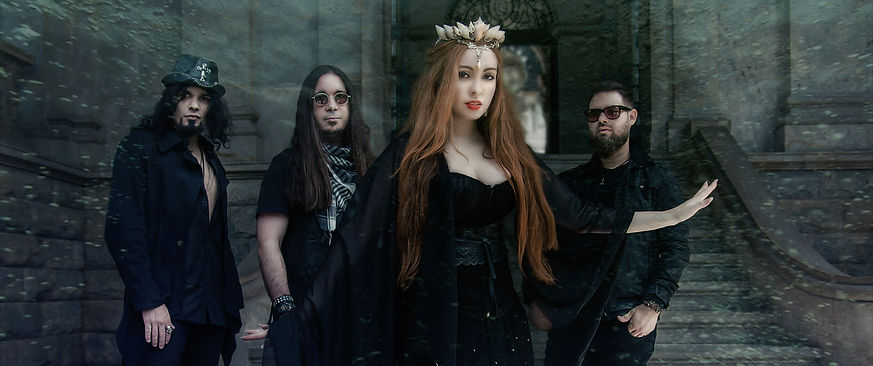 Symphonic Metal Band Crowdfunding Lyria Immersion