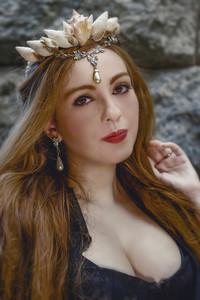 Aline Happ singer of Lyria