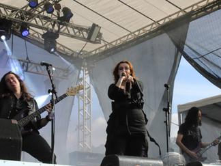 Review - Lyria at Roça 'N' Roll Festival, by Rockbizz