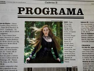 Lyria on Jornal do Brasil