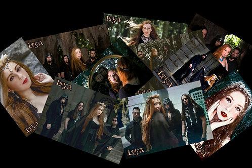 Lyria - Photos (Autographed)