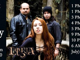 Lyria - Acoustic Online Show