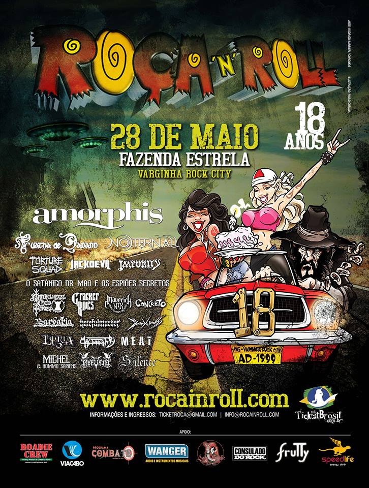Lyria no Roca N Roll 2016