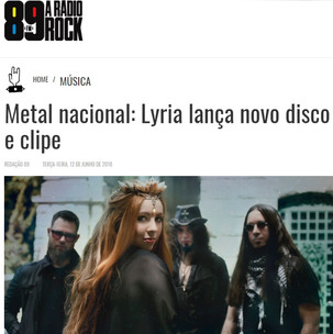 Lyria on Rádio 89FM