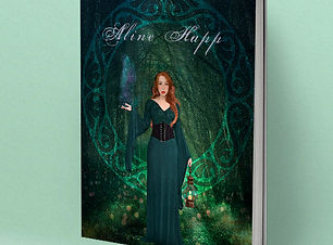 aline happ celtic folk symphonic metal photobook