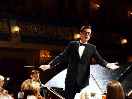 Fuad Šetić — Up-and-coming Conducter and Accompanist