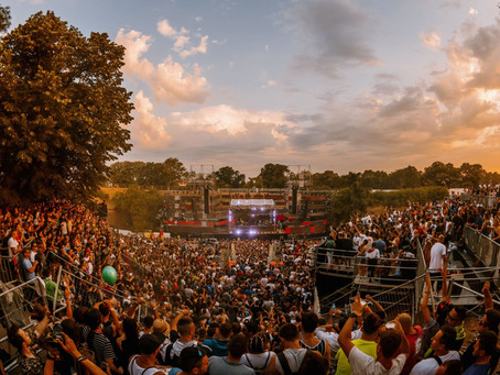 EXIT festival for the history and recovery of the world music industry