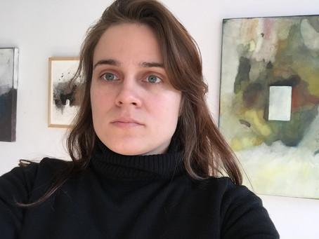 Mirela Kulovic — Artist With Balkan Roots Planting Seeds Around the Globe