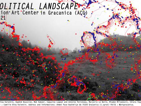 (A)political landscape — Group Exhibition; Art as Resistance