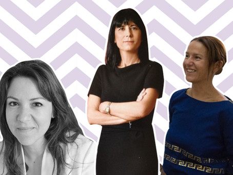 15 Women At The Top Of The Greek Art Scene
