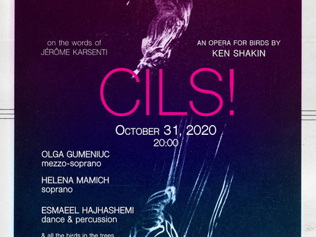 Helena Mamich — The Soprano of Opera CILS, Human Existence and Freedom
