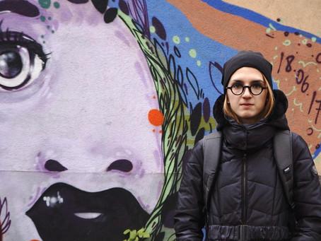 Nejra Turčinović — Artist Masked as Civil Engineer