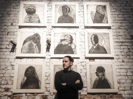 Denis Haračić — Depicting Situation Between Numb Contemplation & Monstrous Dehumanization