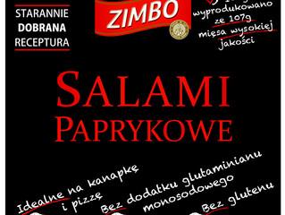 Zimbo etykieta