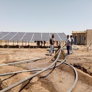 Hybridization of Solar system with Generator Asli kebele, Afdem woreda (RESET-II)