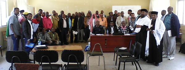 Capacity building on peace & justice for