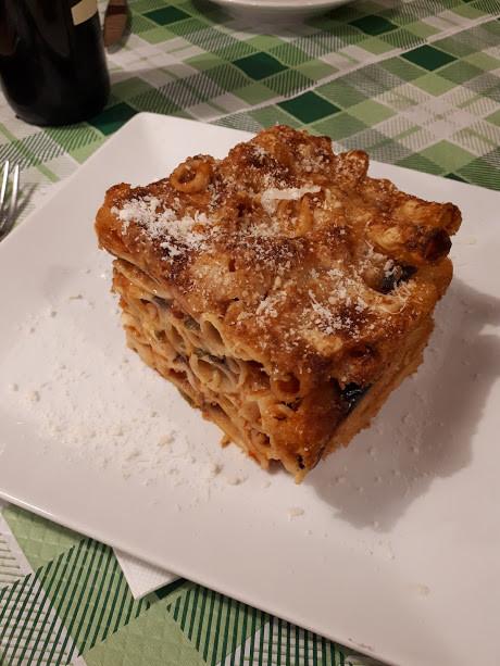 primo del giorno - yummy italian pasta