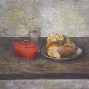 パンとココット bread and pot