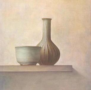 二つの陶器 two potteries