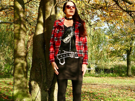 FASHION STYLE : AUTUMN IS UP #dresslily review