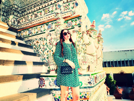 Fashion and Travel : Bangkok