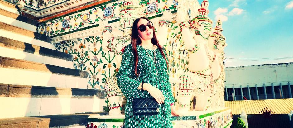 Fashion and Travel : Bangkok