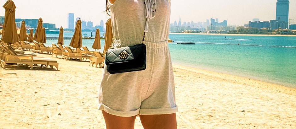 FASHION DUBAI LIFESTYLE : PLAYSUIT SUMMER IS UP