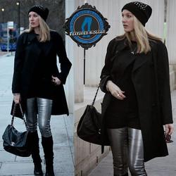 metallic-jeans-city-style