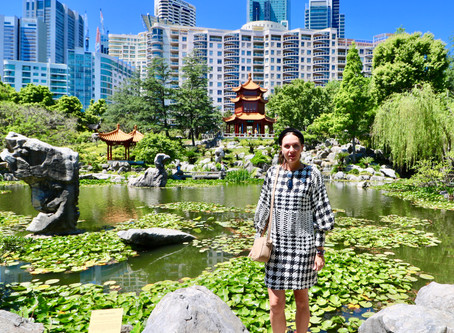 FASHION TRAVEL: SYDNEY CITY LOOK OF THE DAY
