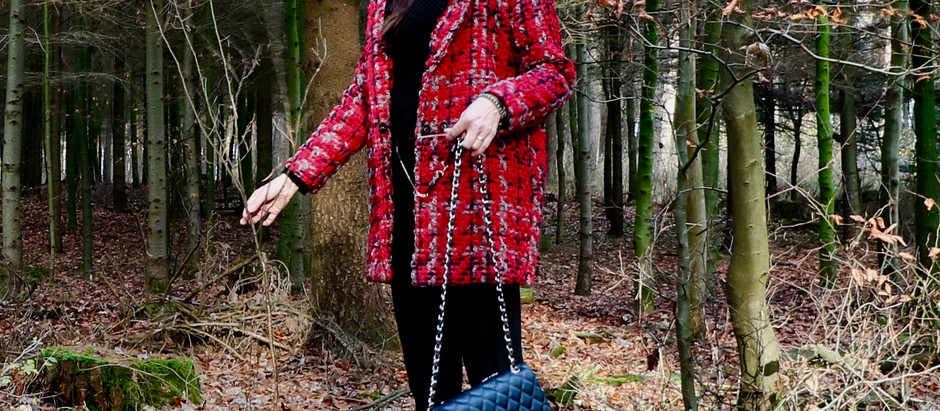 FASHION STYLE : FOREST STORY