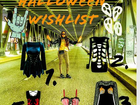 FASHION STYLE :Halloween Wishlist #dresslily