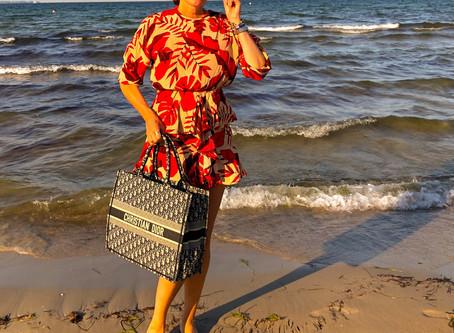 FASHION STYLE : BEACH DRESS