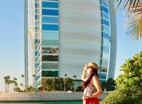 FASHION TREND : DUBAI LIFESTYLE : BOHO-CHIC