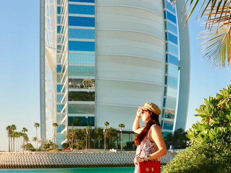 FASHION TREND : DUBAI LIFESTYLE : BOHO-CHIC