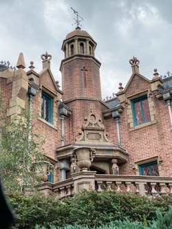 Haunted Mansion at Disney