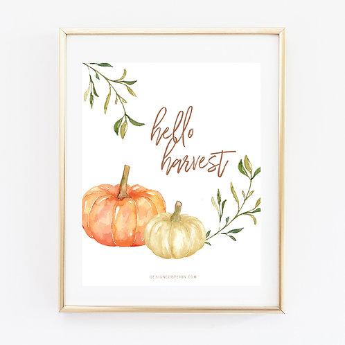 Hello Harvest