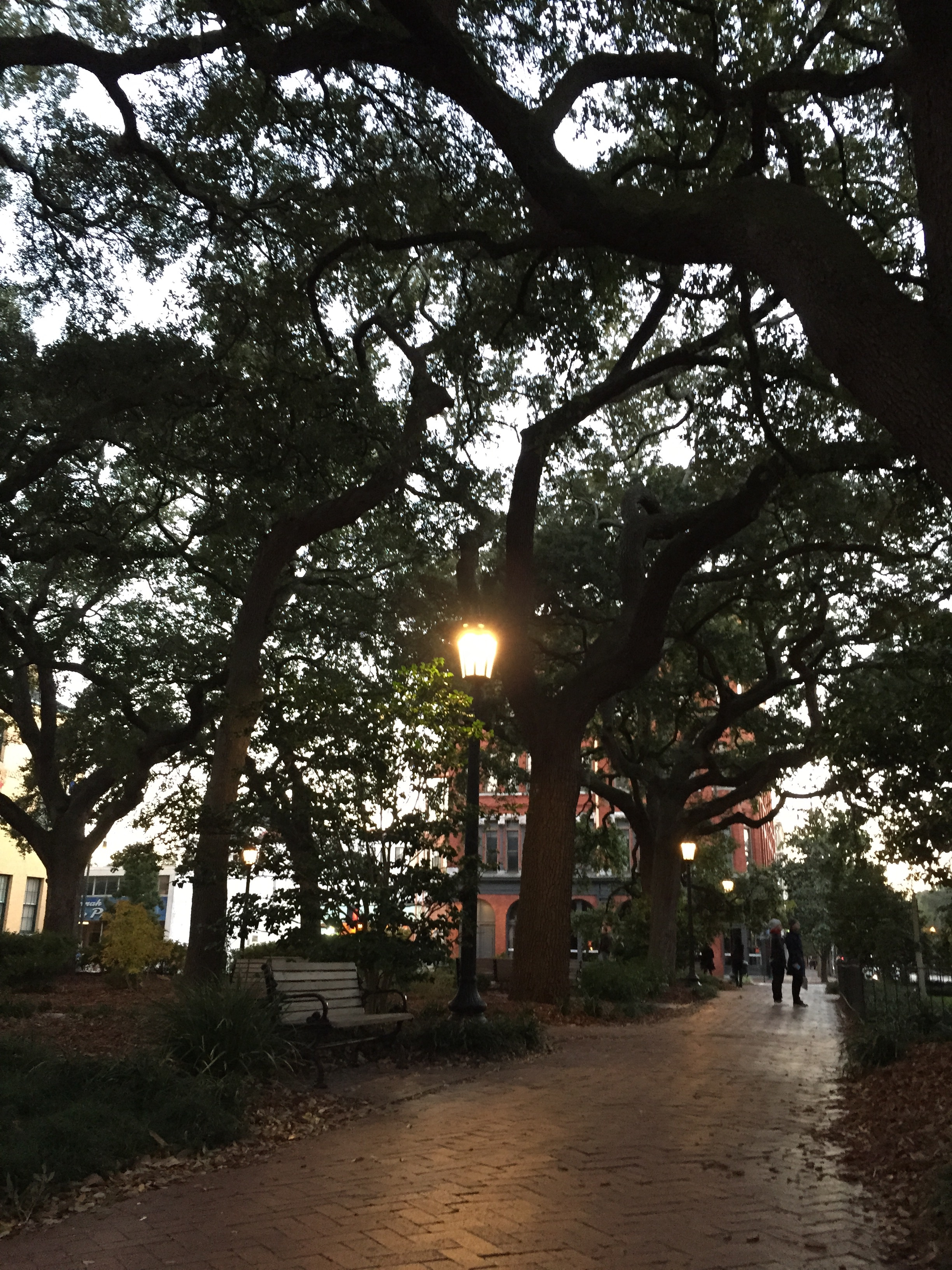 Savannah City Walk