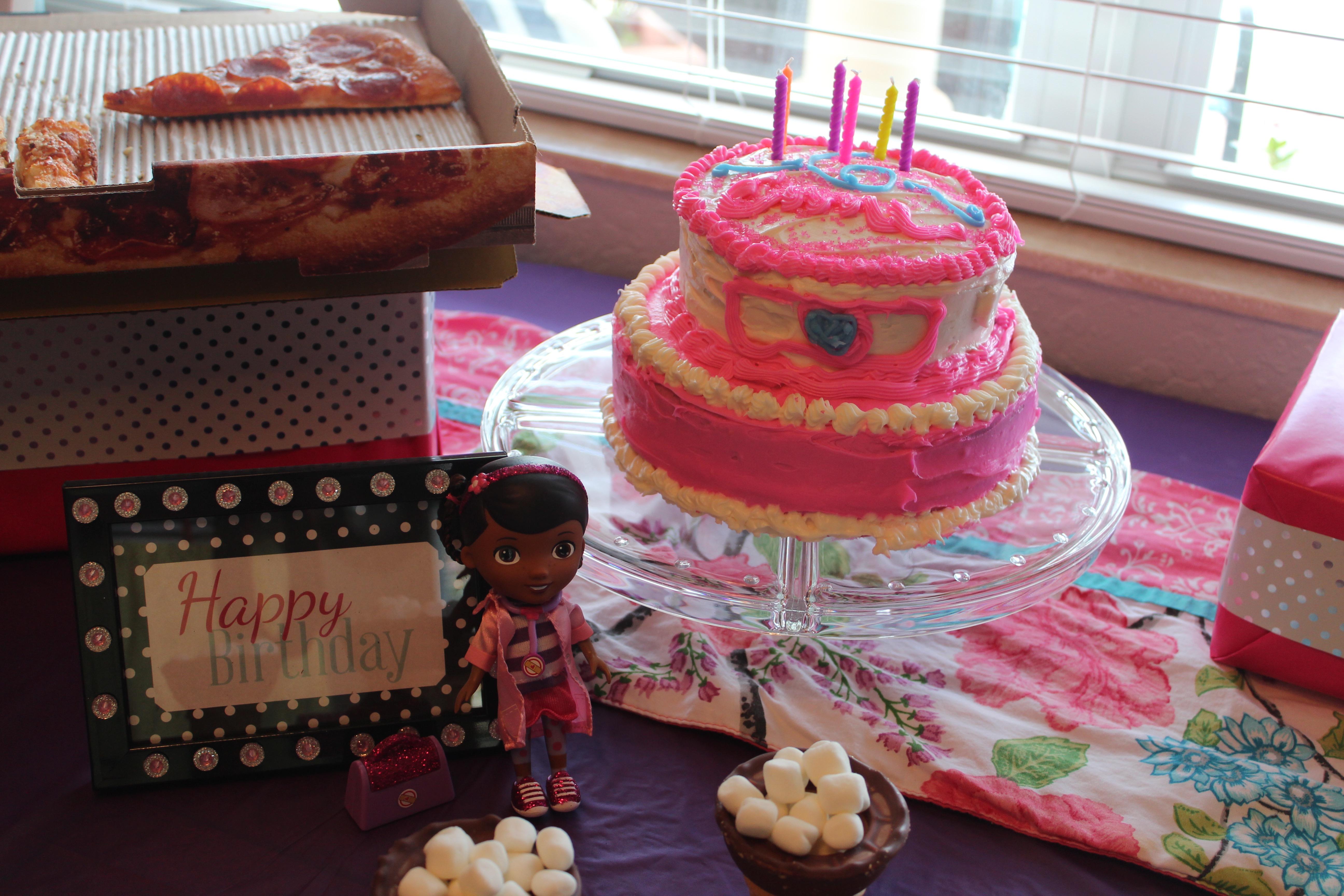 Emme 6th Birthday