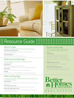 Better Homes and Gardens Flyer