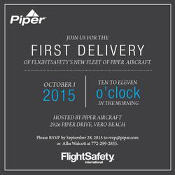 Flight Safety Invitation