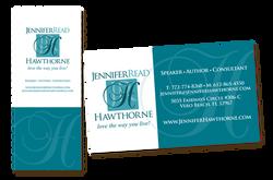 Jennifer Hawthorne Branding