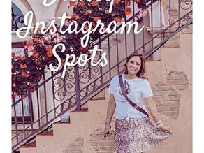 Disney Instagram Worthy Spots