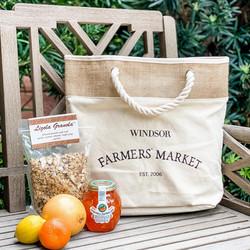 Windsor Famers' Market Bag