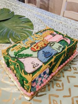 Land of Stories Cake