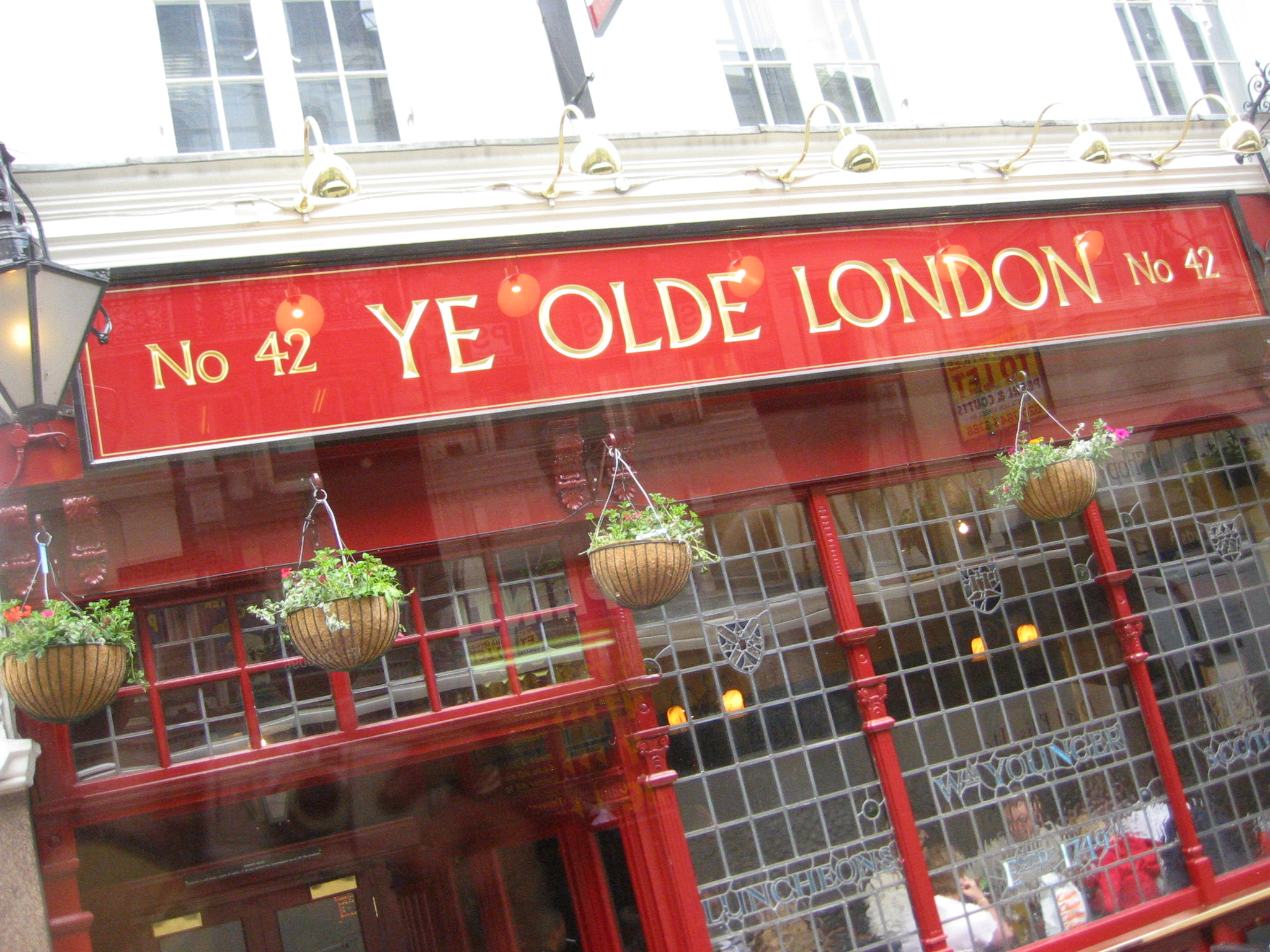 Ye Old London