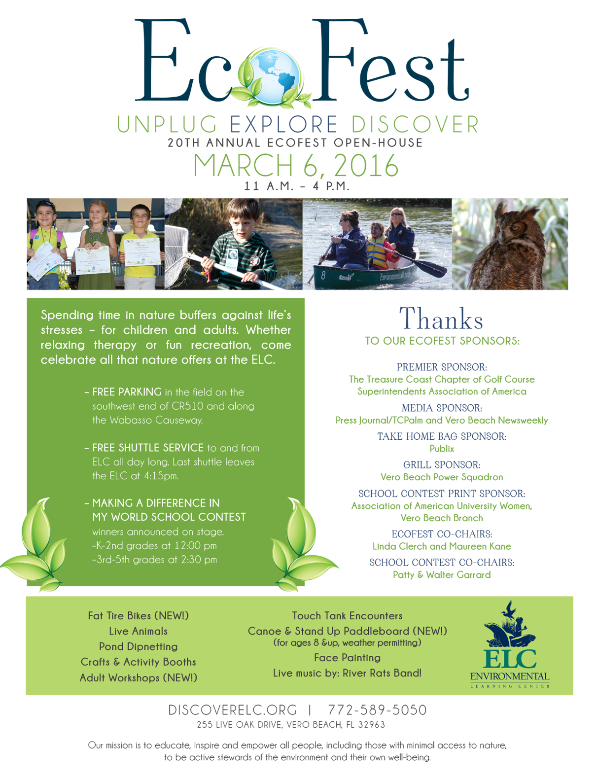 Eco Fest Flyer