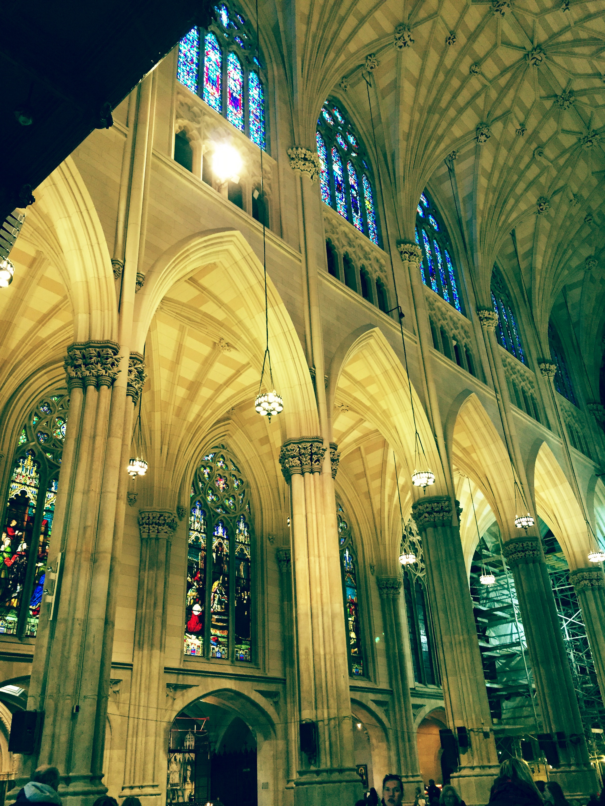 NYC St. Patrick's Cathedral